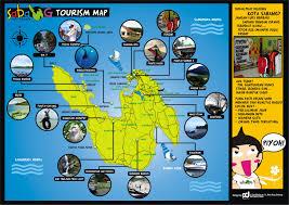 Peta Wisata Sabang yang Dapat Membantu Traveller (Sumber Foto: http://affandihs.blogspot.co.id)
