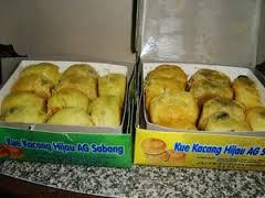 Tampilan Kue Pia Sabang yang Lembut dan Legit Rasa Kacang Hijau (Sumber Foto: tokopedia.com)