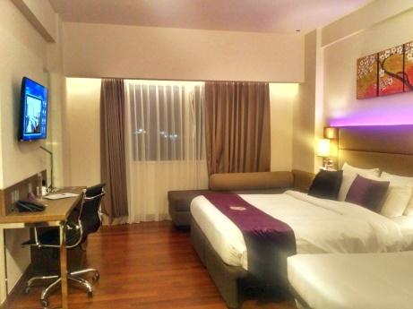 Tipe Kamar Deluxe Di Satoria Hotel